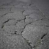 """Street - Protest - Cracks"" pic. by Fiekremarme Nagash Beshe, 2020"